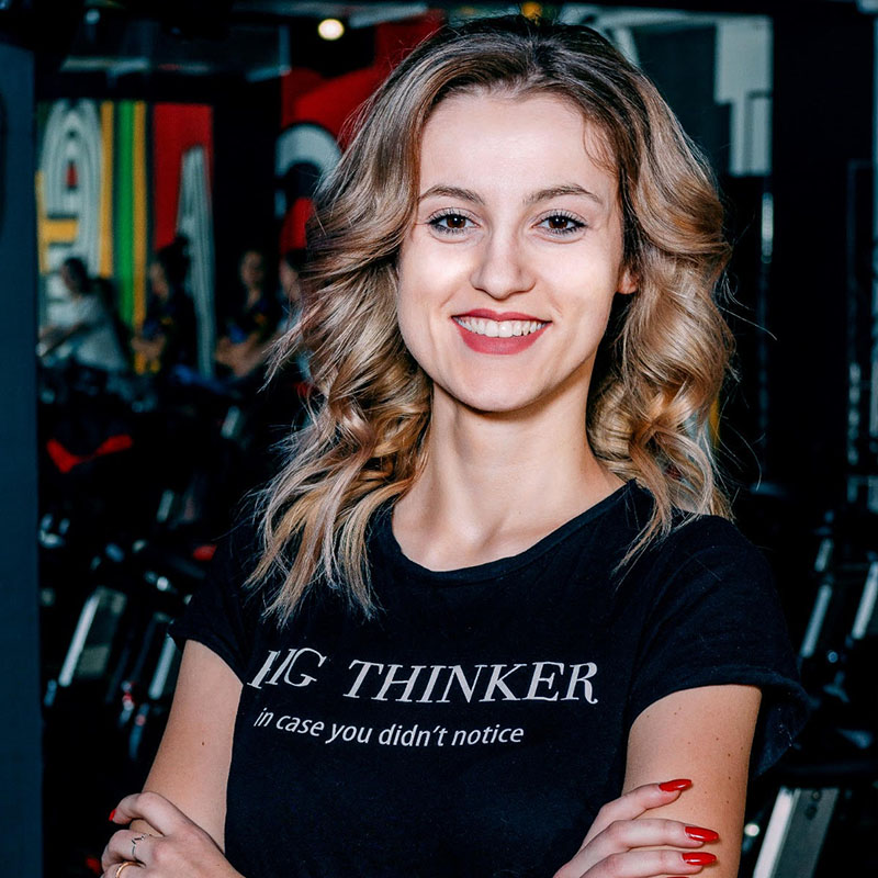 Paulina Chifor - Fabrica de sport